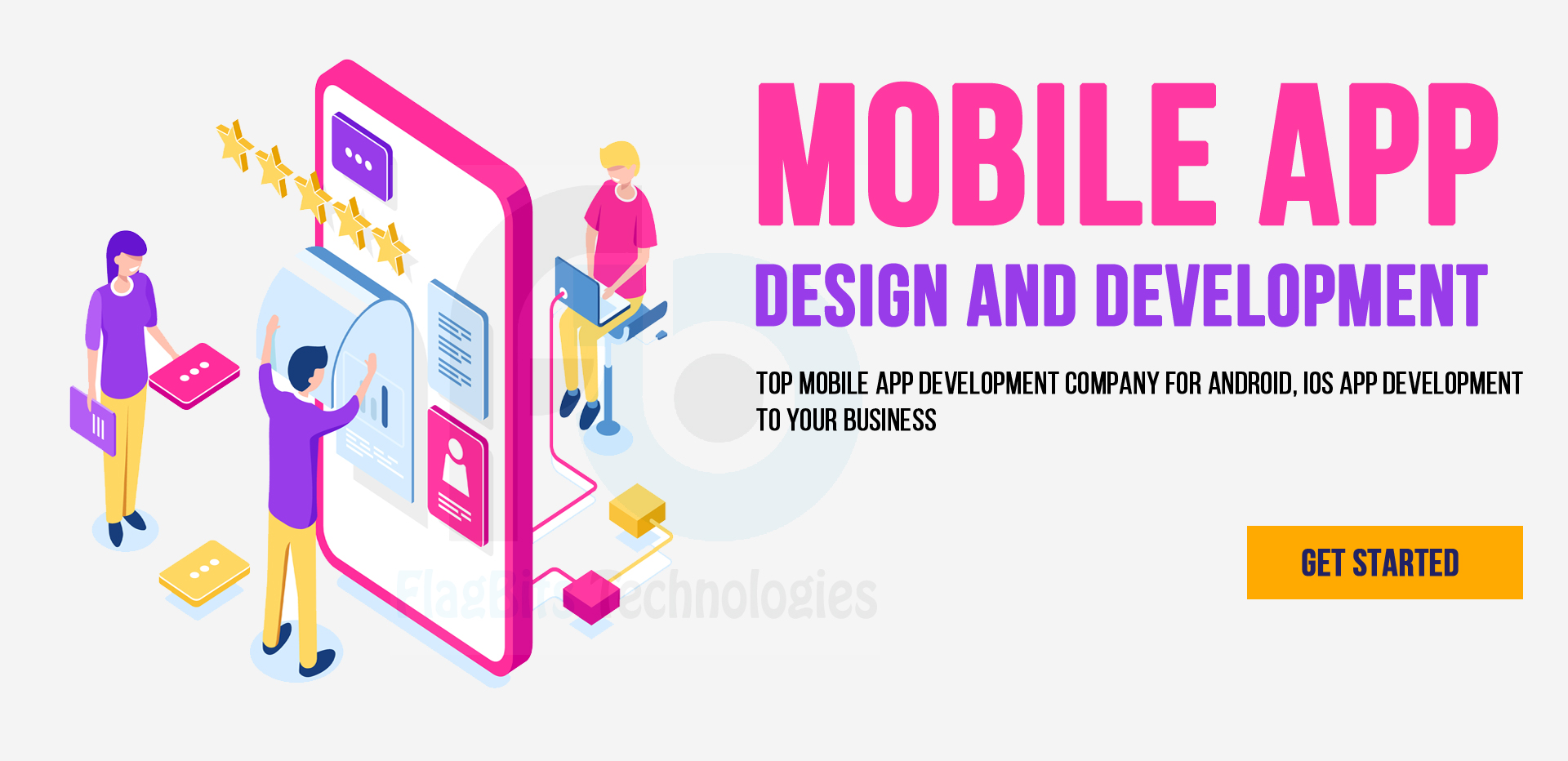 mobile app design development company in greater noida delhi ncr india